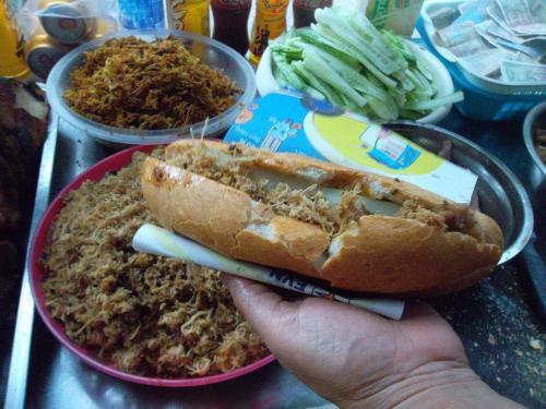 Bánh mì Nam Hà - Đặc Sản Thanh Hóa