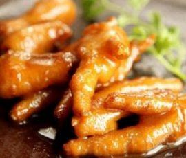 Chân gà om xì dầu món ăn ngon miệng hấp dẫn không thể chối từ