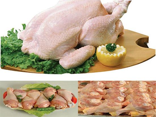 Cách chọn thịt gà.