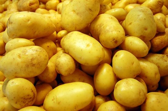 Cách chọn khoai tây.