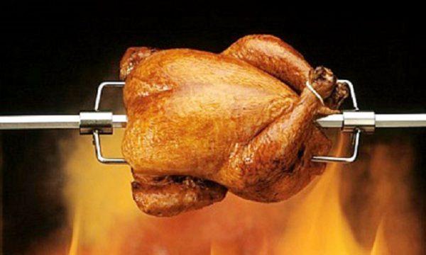 Cách làm gà quay