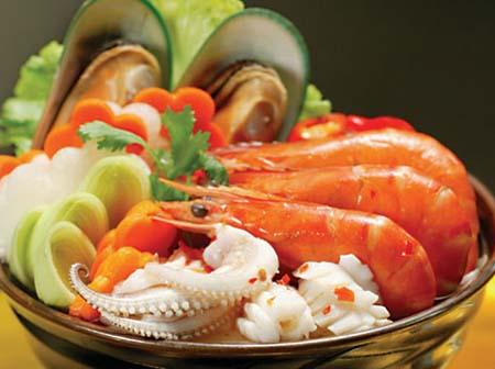 Hải sản biển Thanh Hóa rất đặc biệt