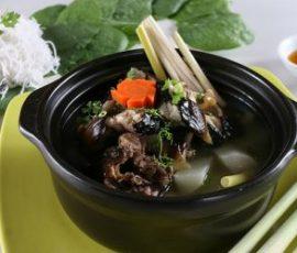Cách làm món lươn hầm sả thơm béo đậm đà