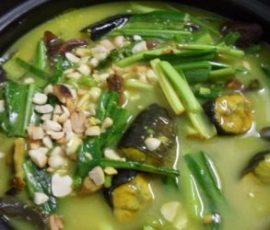 Lươn om chuối xanh - món ăn dân dã tình quê