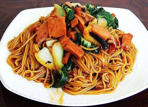 Mỳ xào Trung Hoa