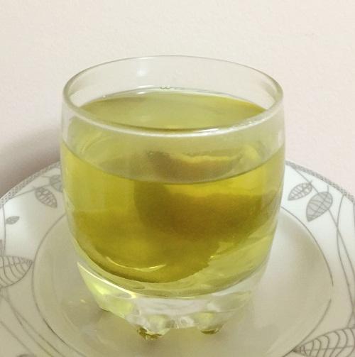 Uống trà bưởi giúp giảm cân nhanh