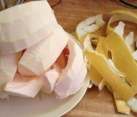 Giảm cân nhanh và an toàn chỉ với loại vỏ của trái cây này