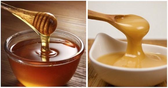 Cách phân biệt mật ong thật và mật ong giả.