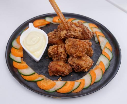 Thịt gà chiên giòn