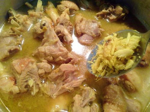 Cách nấu món món thịt vịt giả cầy