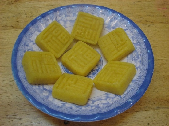 Bánh đậu xanh ngon bổ dưỡng