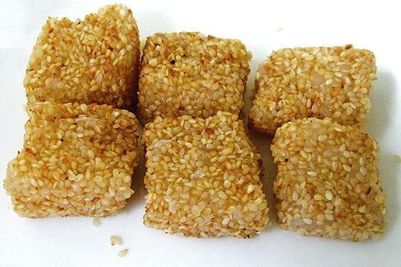 Bánh măng mang đậm hương vị xứ Huế