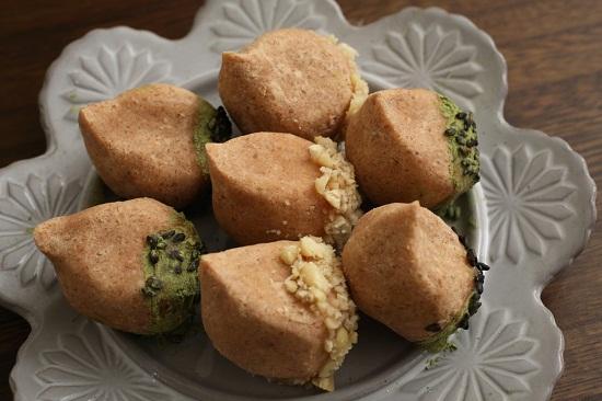 Bánh quy hạt dẻ ngon và hấp dẫn