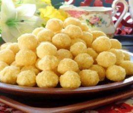 Bánh nhãn ngon và chuẩn vị Nam Định
