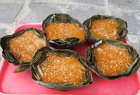Món bánh tổ ngon chuẩn vị xứ Quảng