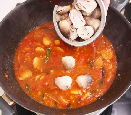 Cách nấu lẩu Thái ngon