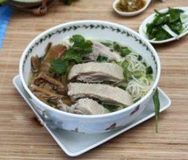 Vịt nấu măng khô ngon và hấp dẫn đưa cơm ngày hè