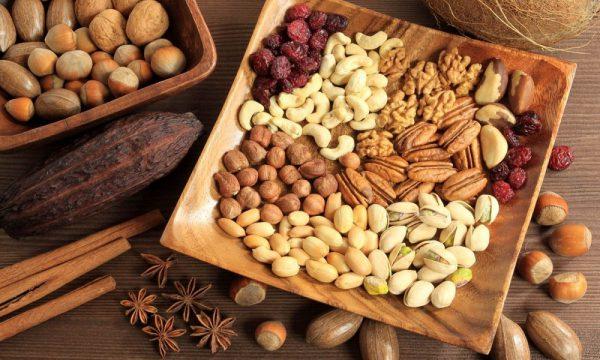Nhóm hạt giàu dinh dưỡng và khoáng chất
