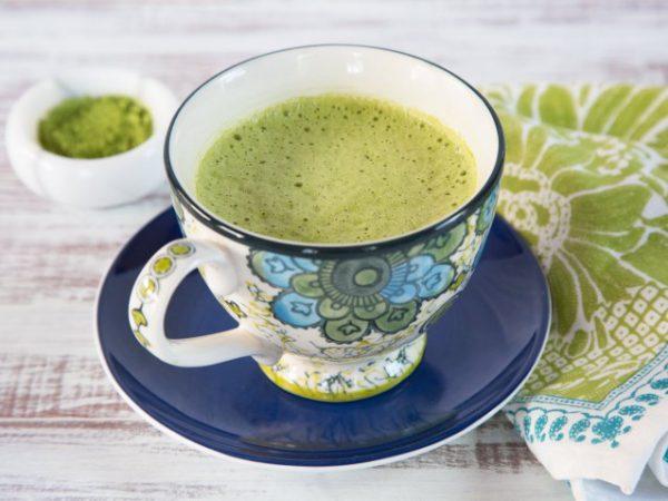Matcha latte trà xanh mát lạnh