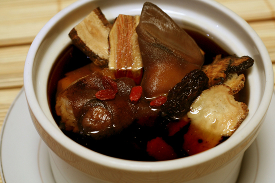 Món ăn chế biến từ dê