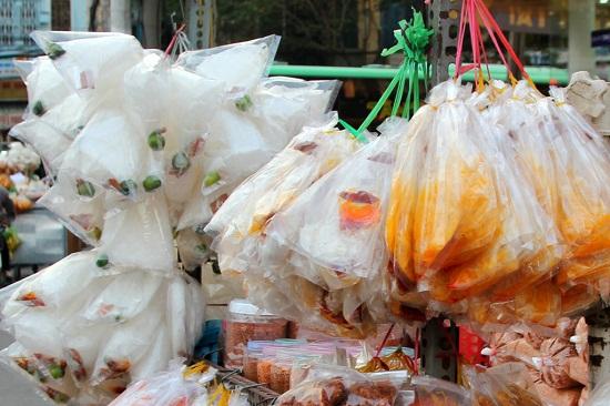 Bánh tráng đặc sản Tây Ninh