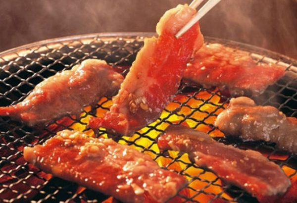 Nướng thịt bò