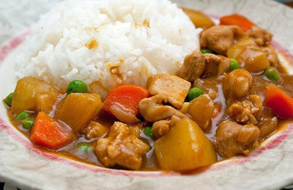 Cà ri bò kiểu Hàn Quốc đậm đà đưa cơm