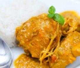 Cà ri đỏ của Thái Lan đơn giản dễ làm mà ngon tuyệt