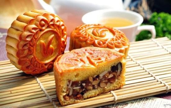 Bánh trung thu nhân thập cẩm truyền thống