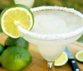 Cocktail Margarita mát lạnh uống cực đã