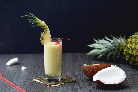 Cocktail Pina Colada mát lạnh
