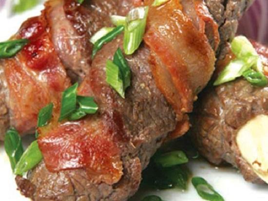 Thịt bò kho quế