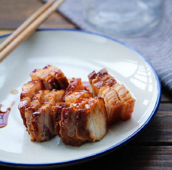 Thịt ba chỉ nướng mật ong ngon đậm đà