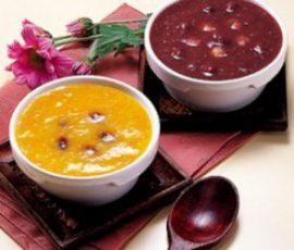 Cháo đậu đỏ nước dừa ngon và bổ dưỡng cho bé