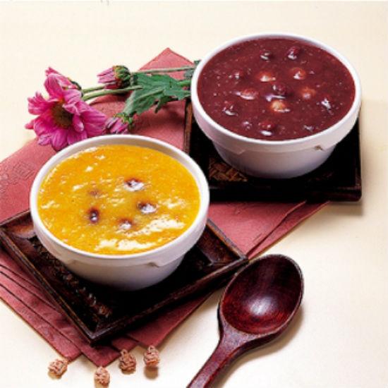 Cháo đậu đỏ nước dừa thơm ngon bổ dưỡng cho bé