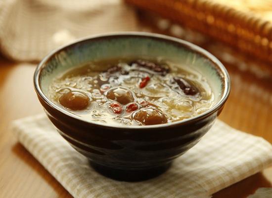 Cháo hồng táo - Món ăn cho người bệnh sởi