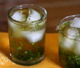 Cocktail bạc hà mát lạnh với 2 cách làm đơn giản