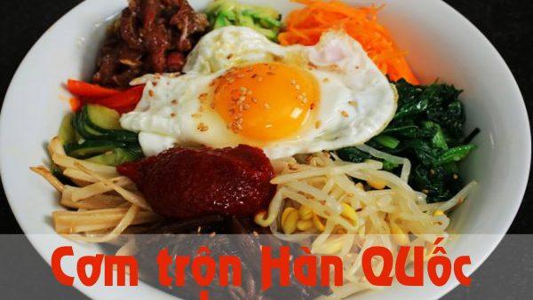 Món cơm trộn Hàn Quốc ngon