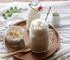 Latte ngũ cốc thơm ngon mát lịm theo kiểu Hàn