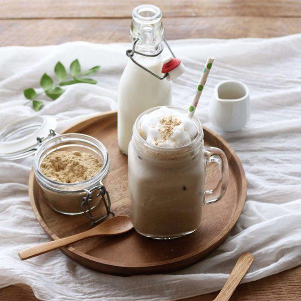 Latte ngũ cốc thơm ngon kiểu Hàn