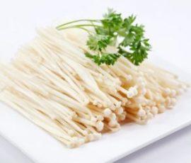 Món ăn từ nấm kim châm có tác dụng chữa bệnh