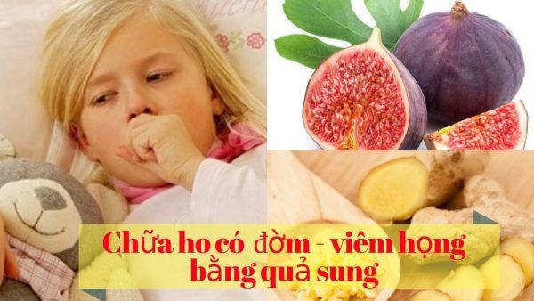 Trị viêm họng