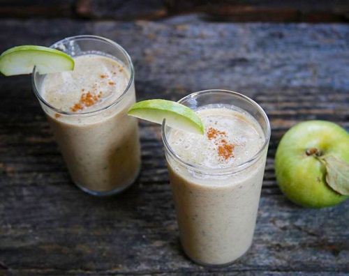 Sinh tố lê táo bổ dưỡng