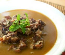 Thịt bò hầm bia - Món ăn ngon cuối tuần cho cả nhà