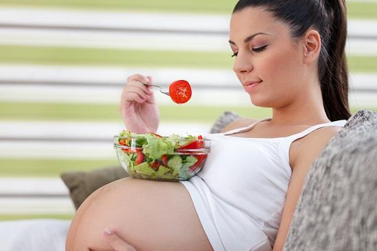 Thực phẩm tốt khi bạn đang mang bầu