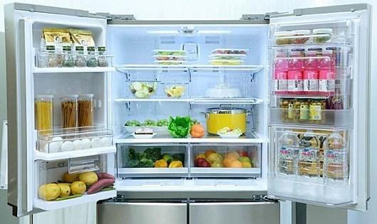 Thay tủ lạnh mới
