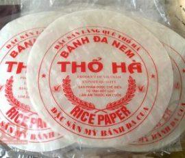 Bánh đa nem Thổ Hà món quà quê dân dã của Bắc Giang