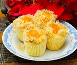 Bánh bông lan trứng muối trứ danh của Vũng Tàu