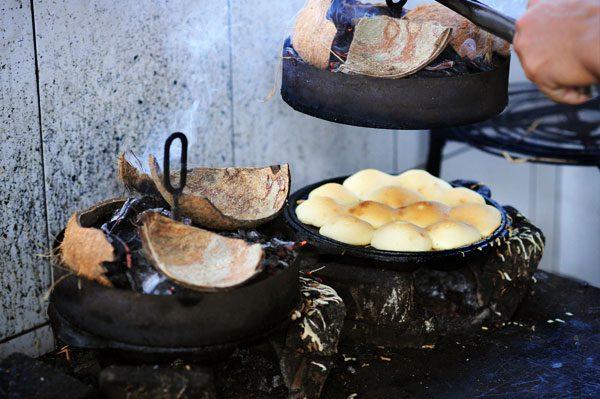Cách làm bánh bông lan