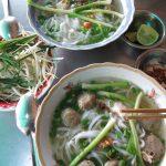 Bánh canh Vĩnh Trung món đặc sản của phố núi Tịnh Biên